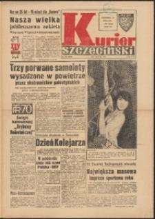 Kurier Szczeciński. 1970 nr 214 wyd.AB