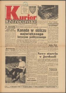 Kurier Szczeciński. 1970 nr 245 wyd.AB