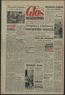 Głos Koszaliński. 1956, sierpień, nr 208