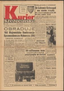 Kurier Szczeciński. 1970 nr 24 wyd.AB + dod. Jesteśmy Młodą Gwardią