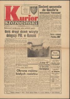 Kurier Szczeciński. 1970 nr 265 wyd.AB