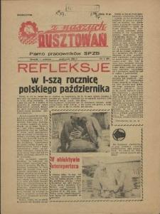 Z Naszych Rusztowań. R.4, 1957 nr 8