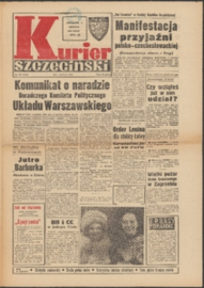 Kurier Szczeciński. 1970 nr 284 wyd.AB