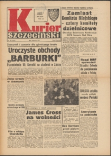 Kurier Szczeciński. 1970 nr 285 wyd.AB