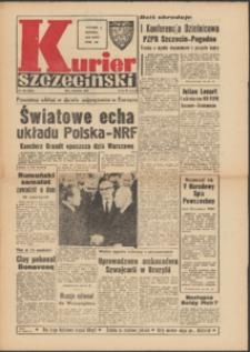 Kurier Szczeciński. 1970 nr 288 wyd.AB + dod. Kurier akademicki