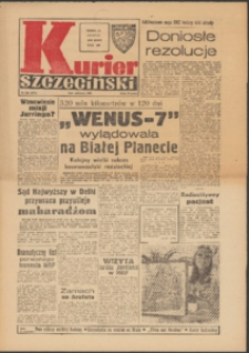 Kurier Szczeciński. 1970 nr 295 wyd.AB