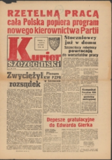 Kurier Szczeciński. 1970 nr 300 wyd.AB