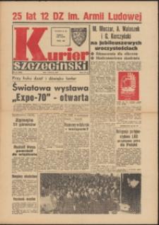 Kurier Szczeciński. 1970 nr 62 wyd.AB