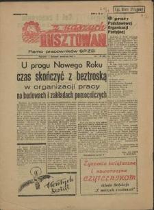 Z Naszych Rusztowań. R.4, 1957 nr 10