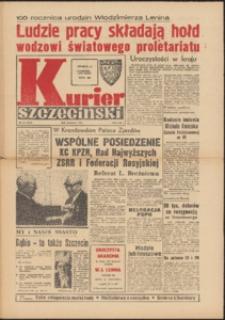 Kurier Szczeciński. 1970 nr 93 wyd.AB