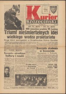 Kurier Szczeciński. 1970 nr 94 wyd.AB