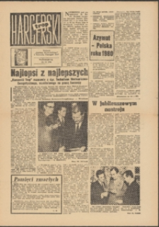 Kurier Szczeciński. 1970 nr 11 Harcerski Trop