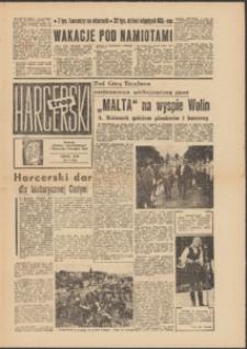 Kurier Szczeciński. 1970 nr 7 Harcerski Trop