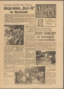 Kurier Szczeciński. 1970 nr 8 Harcerski Trop