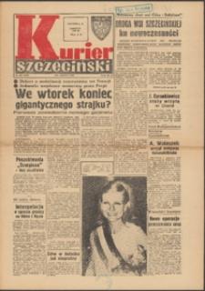 Kurier Szczeciński. 1968 nr 129 wyd.AB