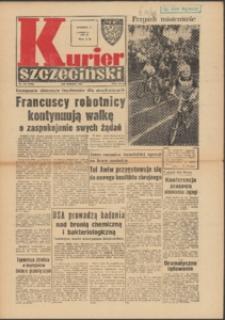 Kurier Szczeciński. 1968 nr 131 wyd.AB