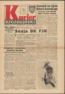 Kurier Szczeciński. 1968 nr 132 wyd.AB