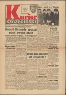 Kurier Szczeciński. 1968 nr 135 wyd.AB