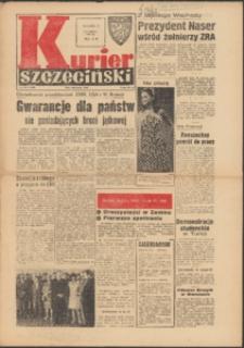Kurier Szczeciński. 1968 nr 142 wyd.AB