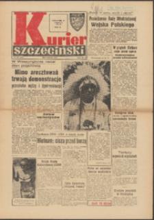 Kurier Szczeciński. 1968 nr 149 wyd.AB + dod. Kurier Akademicki