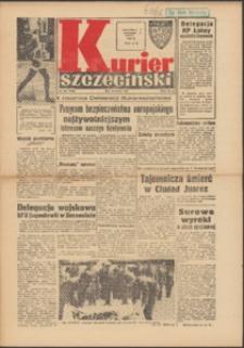Kurier Szczeciński. 1968 nr 158 wyd.AB