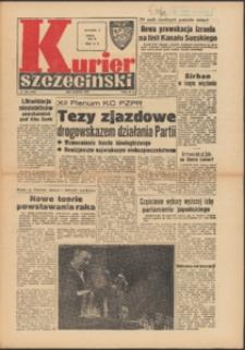 Kurier Szczeciński. 1968 nr 160 wyd.AB