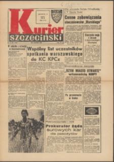 Kurier Szczeciński. 1968 nr 168 wyd.AB