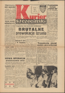 Kurier Szczeciński. 1968 nr 177 wyd.AB