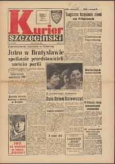 Kurier Szczeciński. 1968 nr 180 wyd.AB