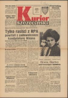 Kurier Szczeciński. 1968 nr 186 wyd.AB