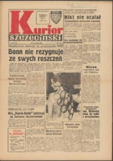Kurier Szczeciński. 1968 nr 187 wyd.AB