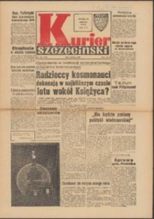 Kurier Szczeciński. 1968 nr 195 wyd.AB