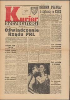 Kurier Szczeciński. 1968 nr 196 wyd.AB