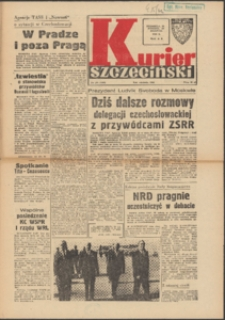 Kurier Szczeciński. 1968 nr 199 wyd.AB