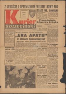 Kurier Szczeciński. 1968 nr 1 wyd.AB