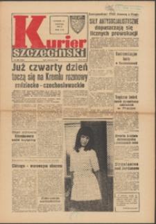 Kurier Szczeciński. 1968 nr 200 wyd.AB