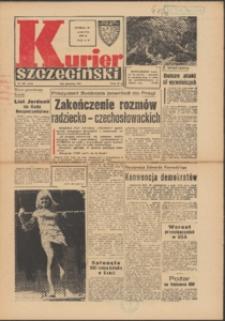Kurier Szczeciński. 1968 nr 201 wyd.AB