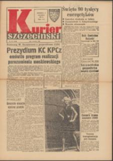 Kurier Szczeciński. 1968 nr 211 wyd.AB