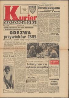 Kurier Szczeciński. 1968 nr 215 wyd.AB