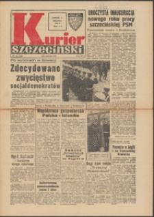 Kurier Szczeciński. 1968 nr 218 wyd.AB