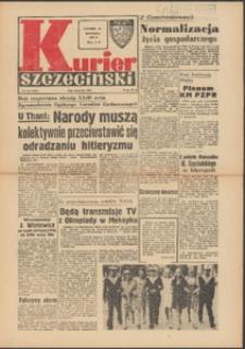 Kurier Szczeciński. 1968 nr 225 wyd.AB
