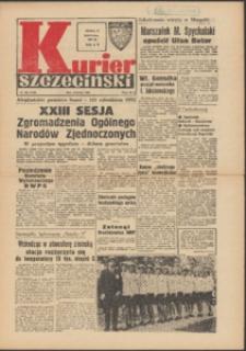 Kurier Szczeciński. 1968 nr 226 wyd.AB