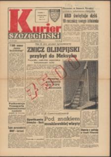 Kurier Szczeciński. 1968 nr 236 wyd.AB
