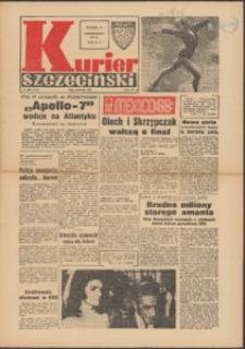 Kurier Szczeciński. 1968 nr 249 wyd.AB