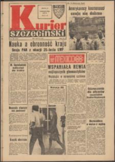 Kurier Szczeciński. 1968 nr 250 wyd.AB