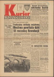 Kurier Szczeciński. 1968 nr 262 wyd.AB