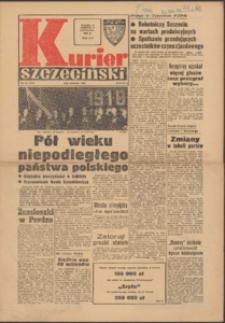 Kurier Szczeciński. 1968 nr 263 wyd.AB