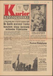 Kurier Szczeciński. 1968 nr 277 wyd.AB