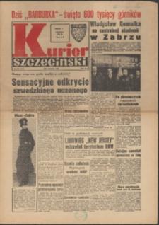 Kurier Szczeciński. 1968 nr 285 wyd.AB