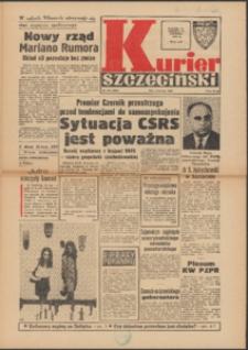 Kurier Szczeciński. 1968 nr 293 wyd.AB